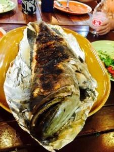 Tayland yediğim en lezzetli balık
