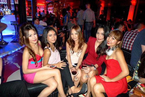Bangkok Gece Kulubü