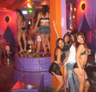 Bangkok Go Go Bar