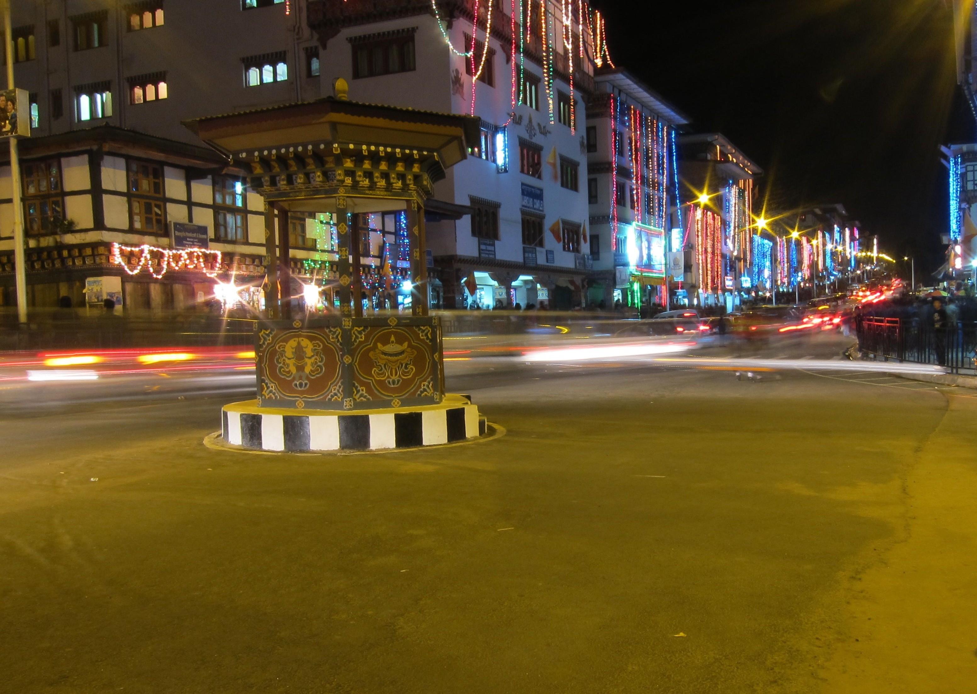 Buthan Geceleri