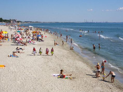 Köstence Plajı