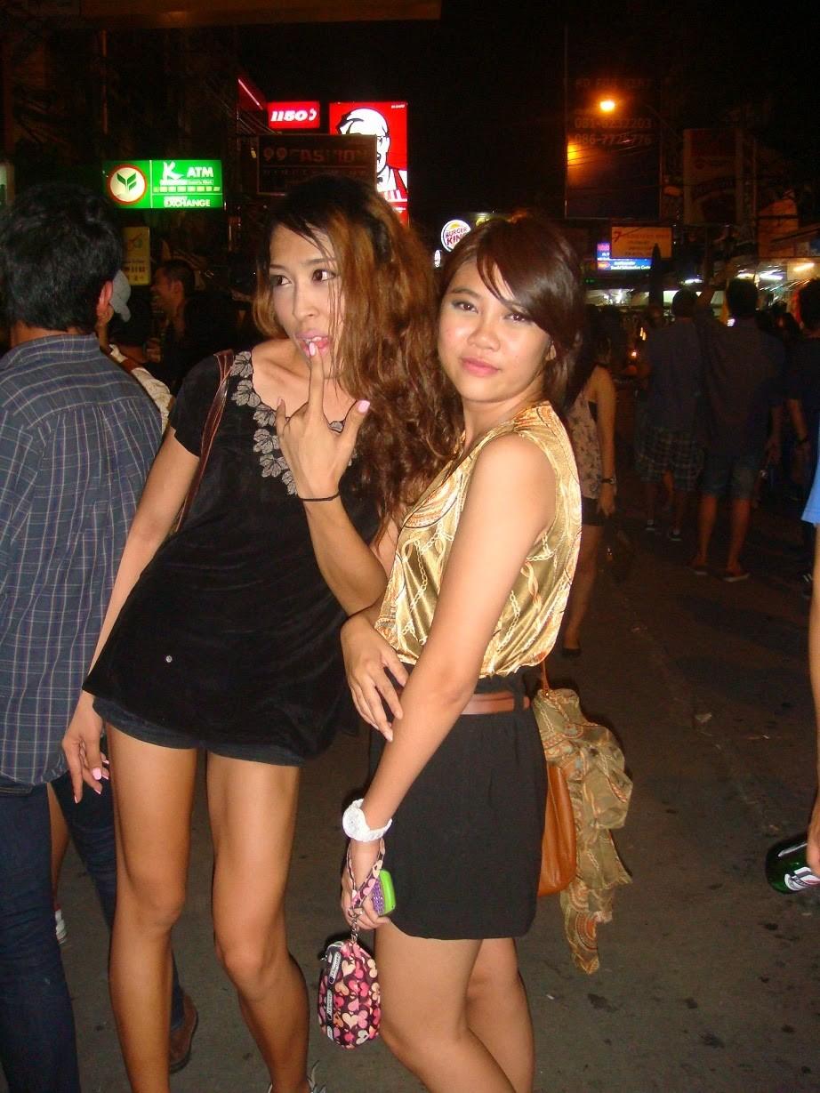 Khao San Road geceleri