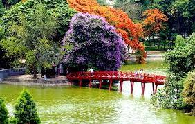 Kiem Gölü Hanoi