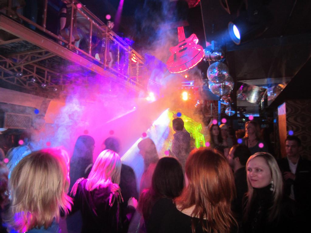 Kiev Gece Clubü
