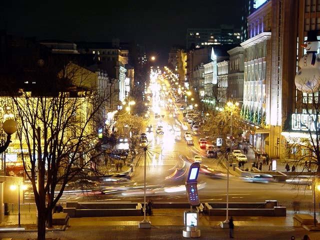 Kiev Geceleri