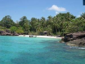 Phu Quoc Adası Vietnam