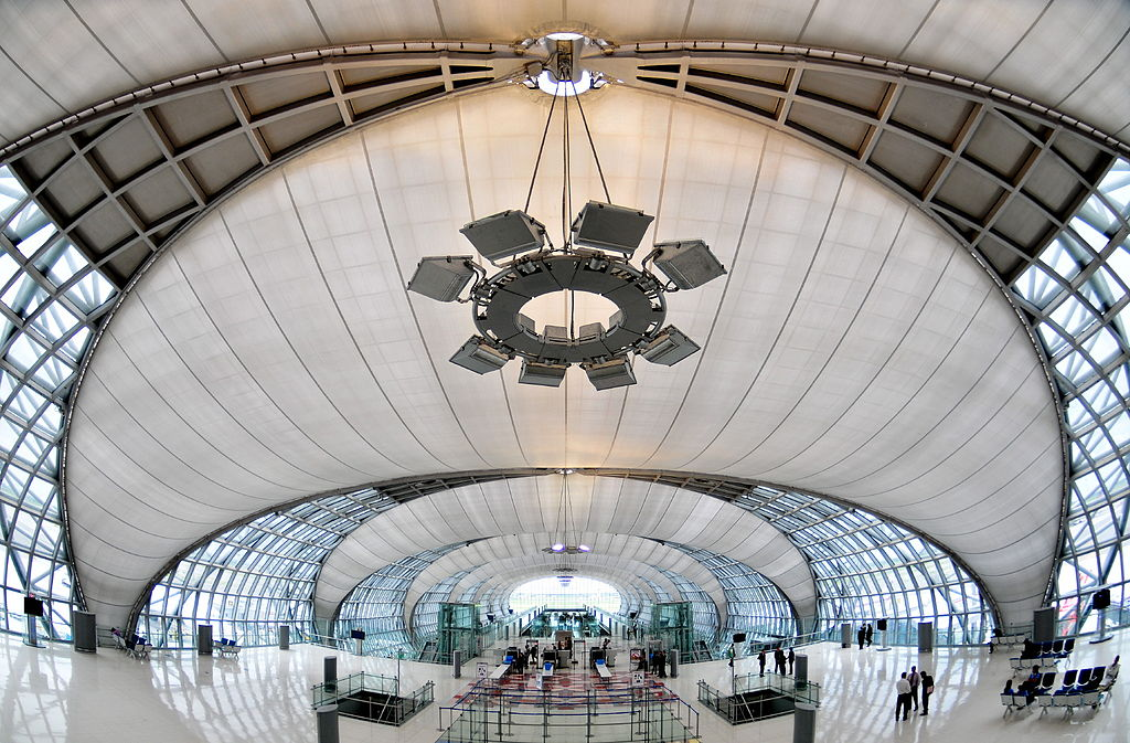 Suvarnabhumi Uluslararası Havaalanı