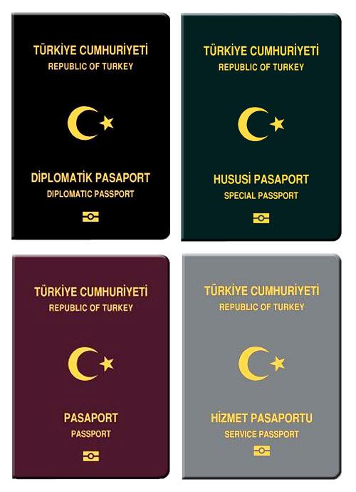 TC Pasaportu