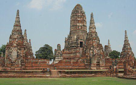 Tayland Ayutthaya