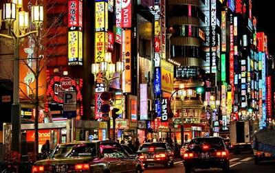 japon gecehayatı