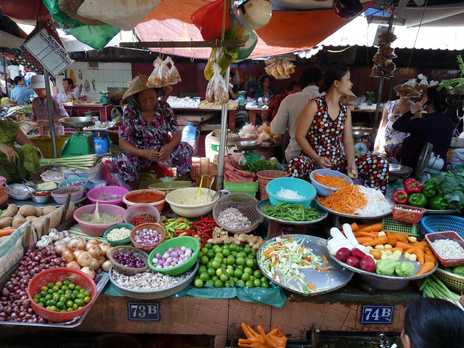 saygon sokok pazarı