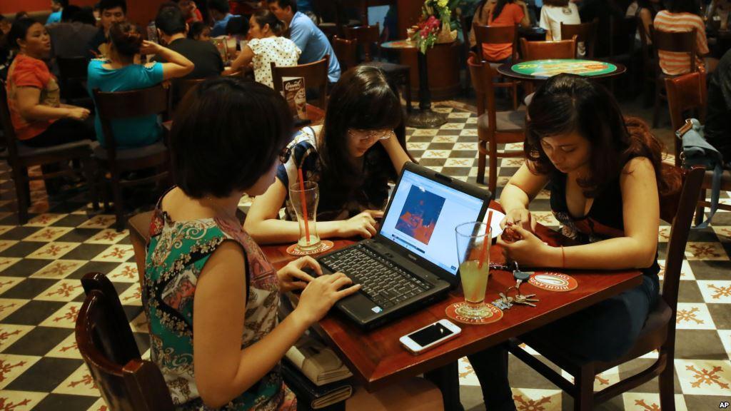 Vietnam Öğrenci Kafe