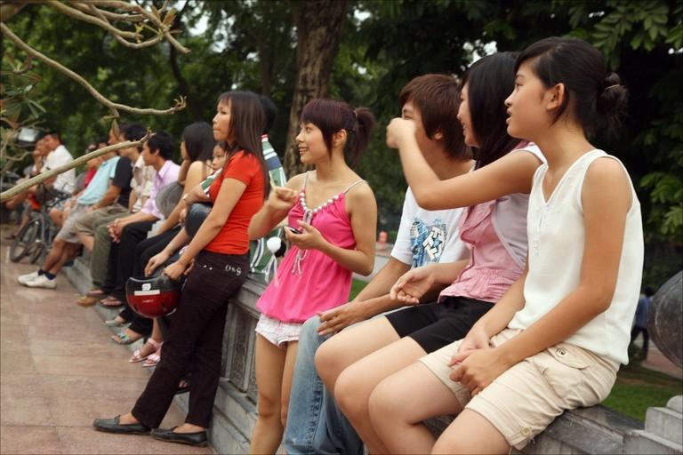 Vietnam Park Manzarası