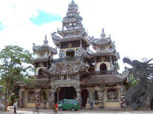 vietnam tapınak