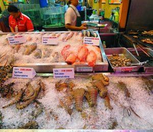 yemek balık