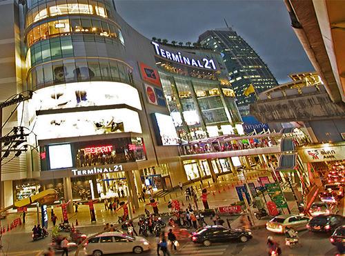 Bangkok Alışveriş Merkezi
