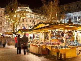Macaristan Budapeşte Gece Hayatı