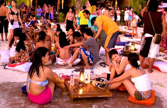 Filipinler Eğlence hayatı