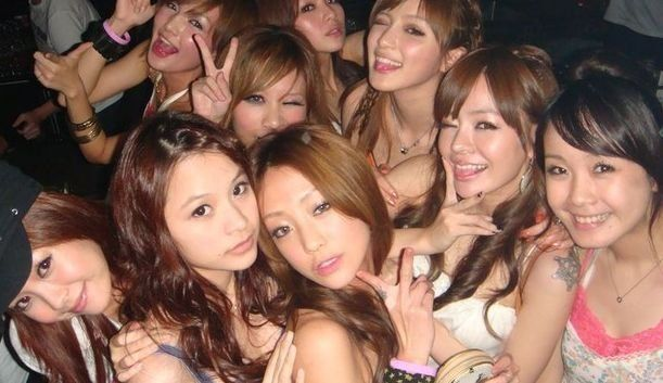 Japonya tokyo gece hayatı