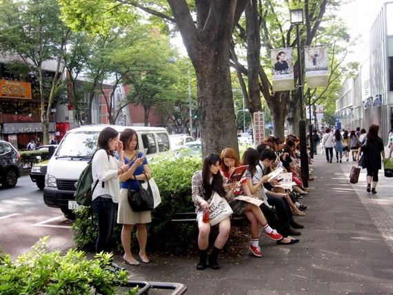 Japonya kızları
