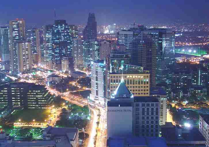 Manila geceleri
