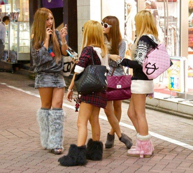 Tokyo kızları