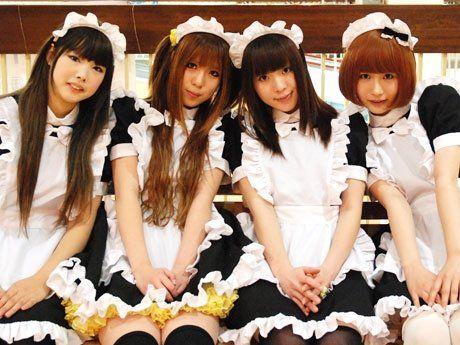 Japonya Maid Cafe