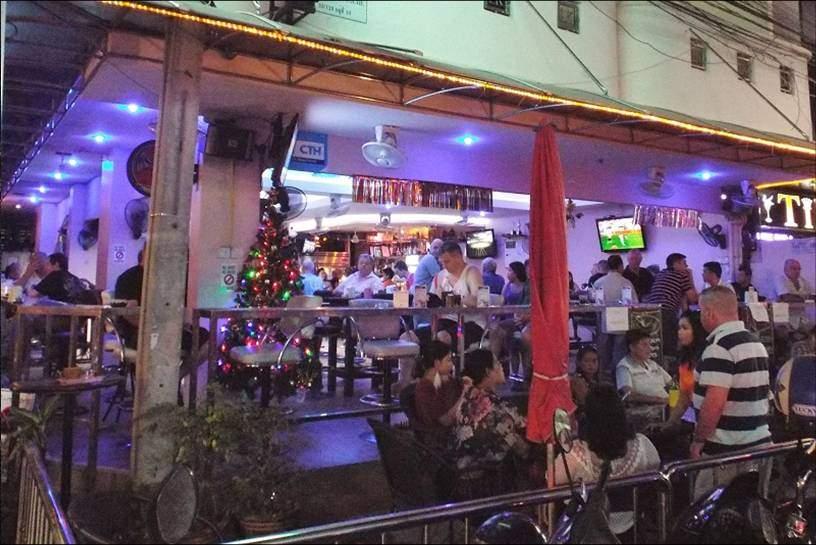 2015 Pattaya gece hayati