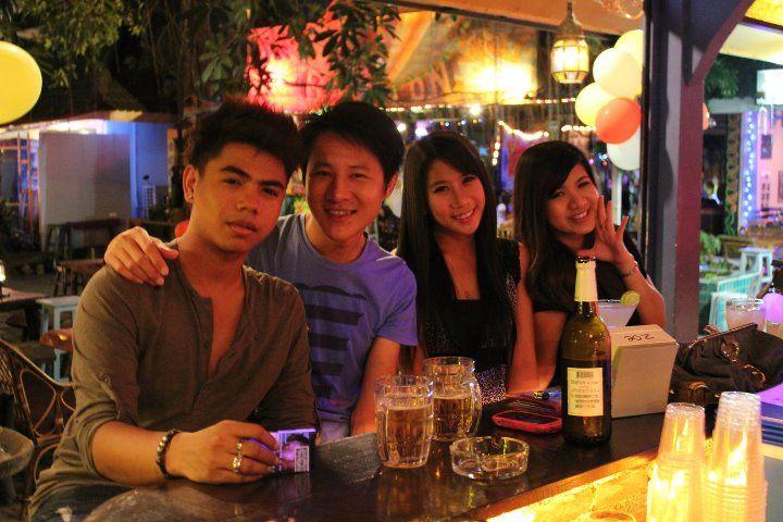 Chiang mai gece hayatı