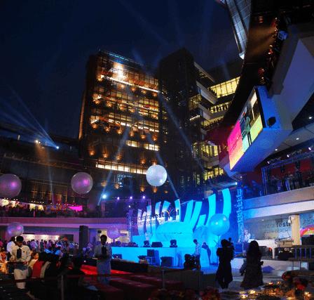Pattaya Central Festival 2015