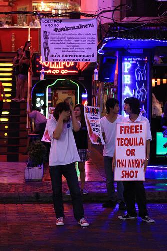 Pattaya Walking Street 2015