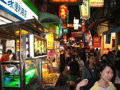 Taipei geceleri