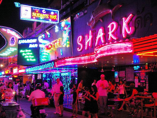 Bangkok-Eğlence-Hayatı