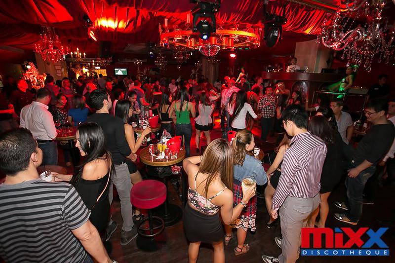 Bangkok Mixx club