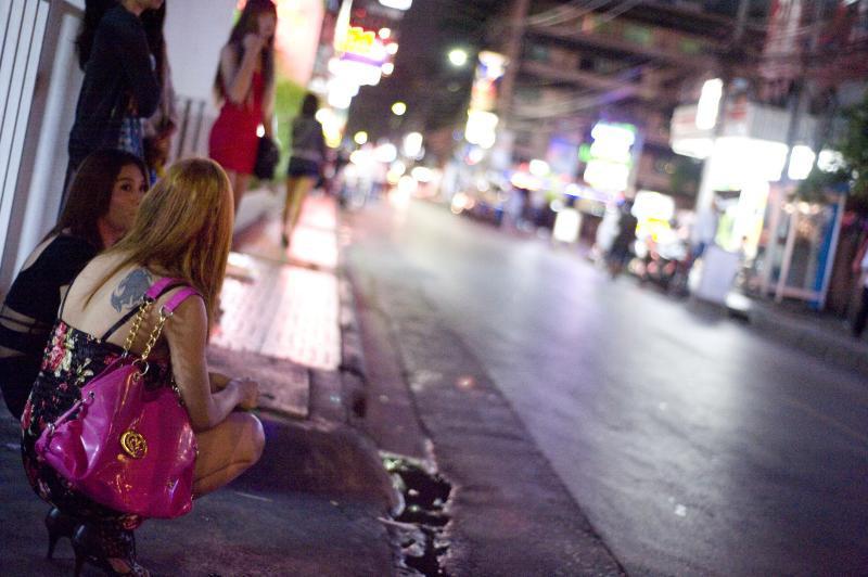 Bangkok Sukhumvit Road