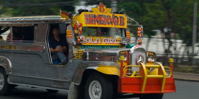 Filipinler gezisi