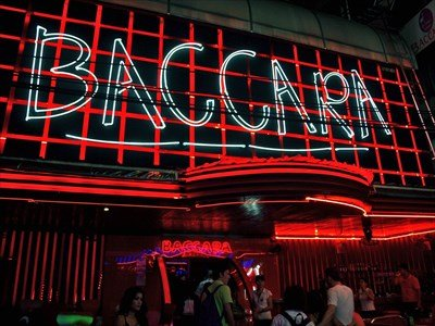 Pattaya baccara gogo bar 2015