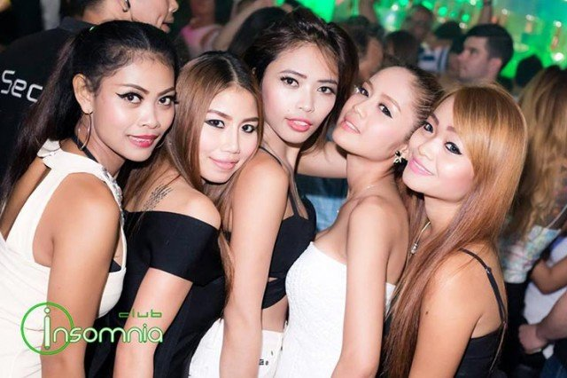 Pattaya eglence hayatı 2015