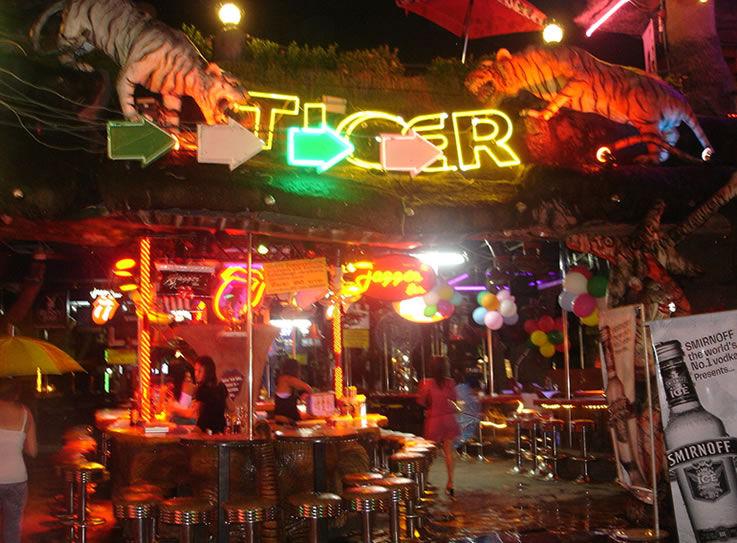 Phuket Tiger disko