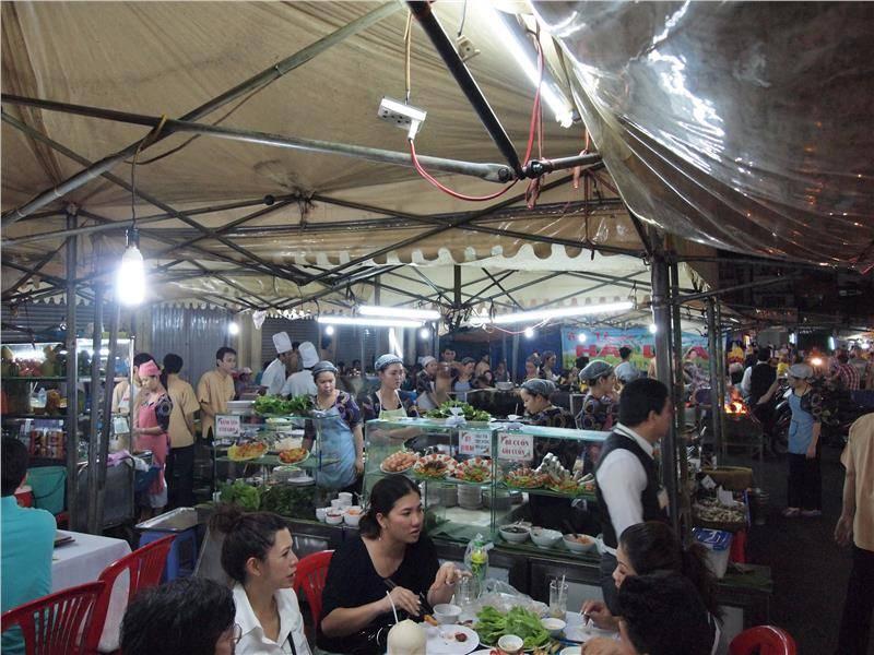 Saygon Ben Thanh Market