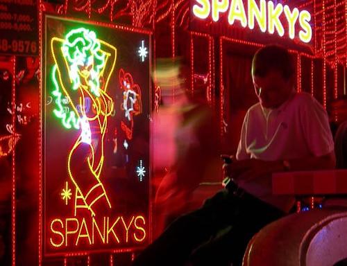 Spankys club Bangkok