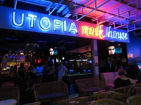 Utopia Rock House Pattaya