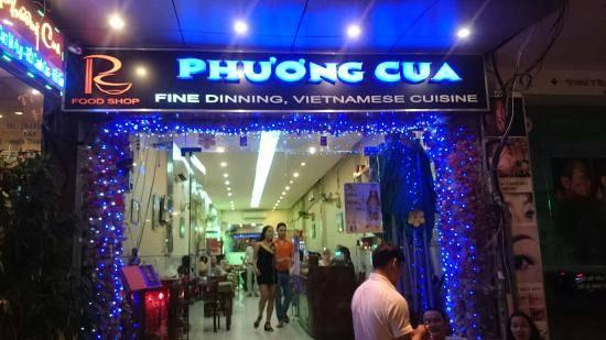 saygon phuongcua balık restoranı