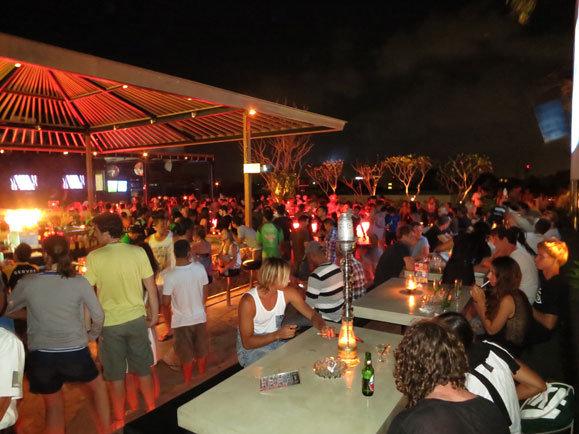 Bali gece hayatı