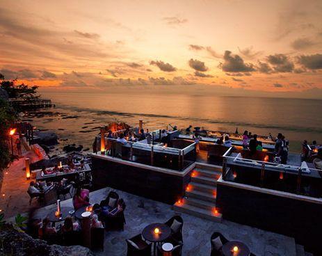 Bali geceleri