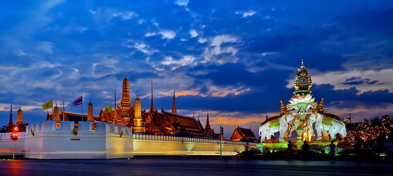 Bangkok Pattaya tatili