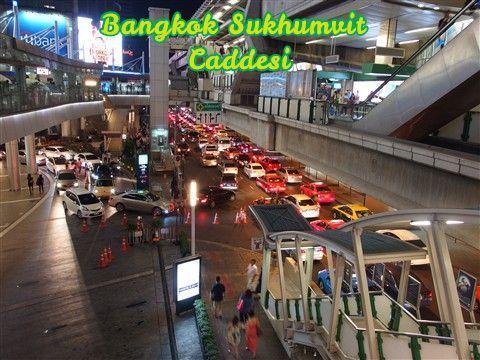 Bangkok Sukhumvit Caddesi