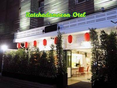 Ratchadamneon Residence