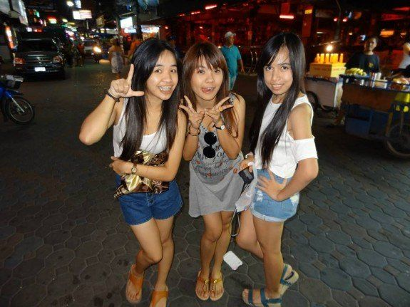 Pattaya eglence hayatı