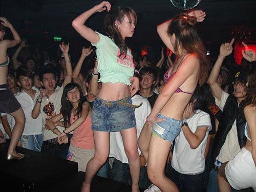 Çin gece hayatı